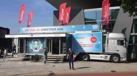HAN Tech Truck – Promotietrailer